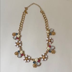 New York & Co Floral Flower Costume Jewelry